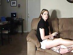Assis sur le visage, Femme dominatrice, MILF