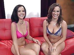 Big Boobs, Close Up, Lesbian, Webcam