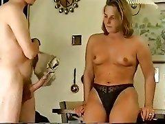 Amatér, Blondýna, Tvrdé sex