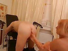 Anal, Fellation, Femme dominatrice, Branlette