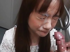 asian small cock cumshot compilation