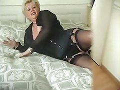 Lingerie, MILF, Stockings
