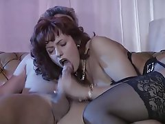 Anal, Double Penetration, MILF, Stockings