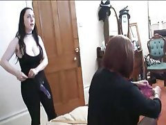 Fellation, Femme dominatrice, Gode ceinture
