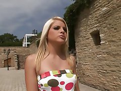 Blonde, Interracial