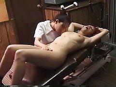 BDSM, Lesbién, Tétons, Softcore