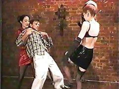 Asiatique, BDSM, Femme dominatrice