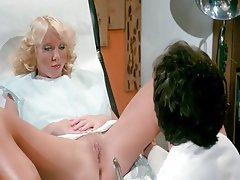 Blonde, Cumshot, Hairy, Medical