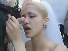 Blonde, Blowjob, Czech