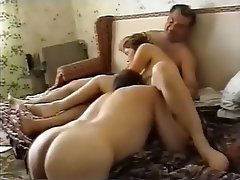 Amateur, Russian, Swinger