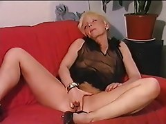 Anal, German, Pantyhose