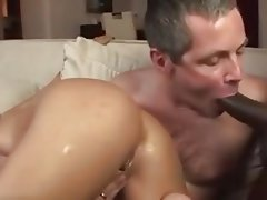 Cuckold anal tube